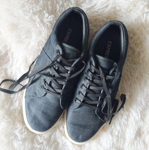 Navy Blue Sneakers 10